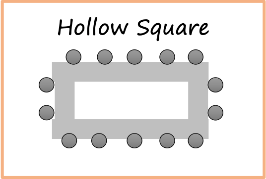 Hollow Square